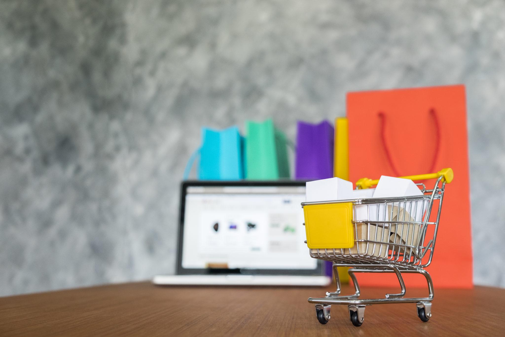 venda de mercadorias em loja própria